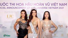 Hoa hậu hội ngộ 2 Á hậu Kim Duyên, Thúy Vân